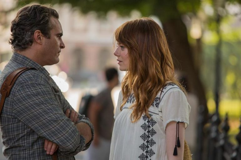 Irrational Man - Movie Review