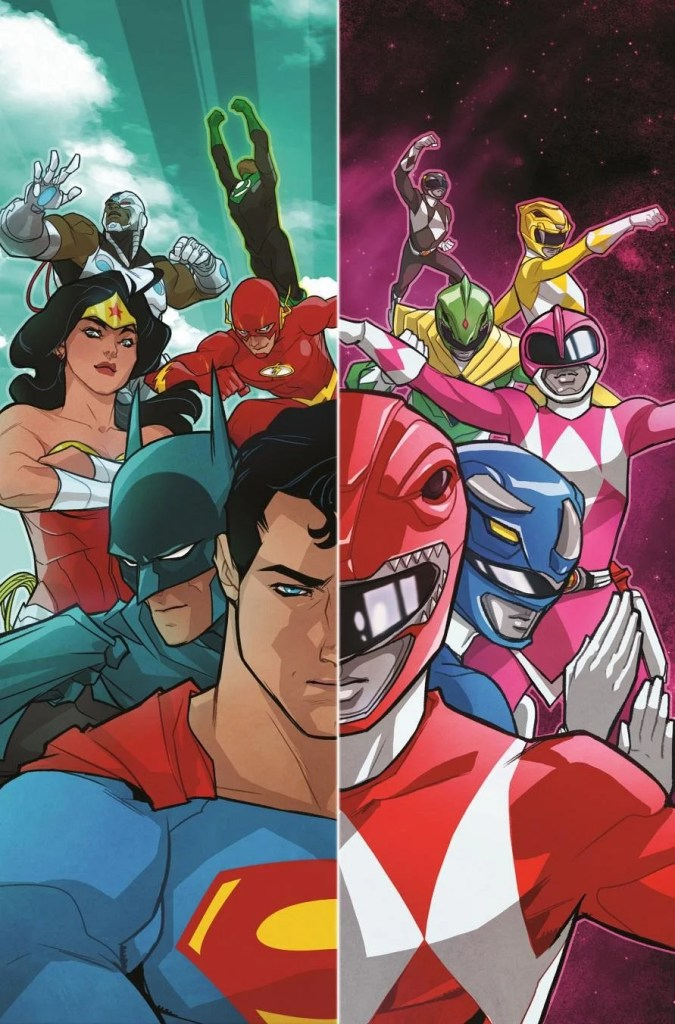 Justice League / Mighty Morphin Power Rangers