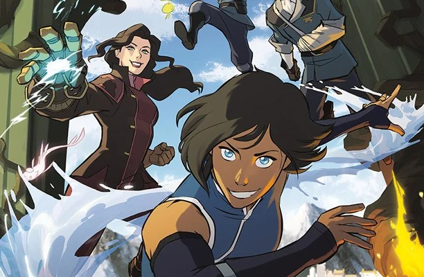The Legend of Korra: Turf Wars