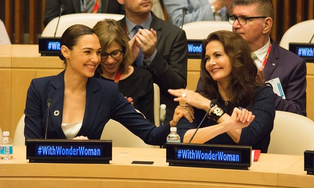 honorary UN Ambassador for the Empowerment of Women and Girls