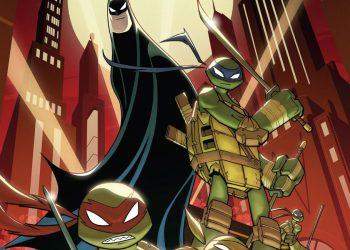 Batman/TMNT Adventures #1 – Comic Book Review