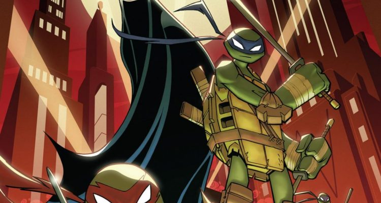 Batman/TMNT Adventures #1 – Comic Book Review