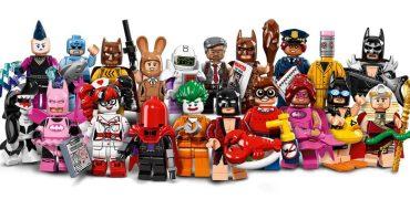 LEGO Batman Movie Minifigures Revealed