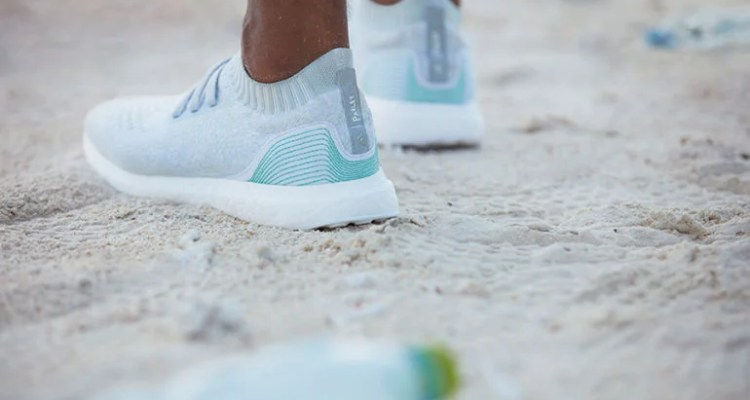 adidas unveils UltraBOOST Uncaged Parley Using Parley Ocean Plastic