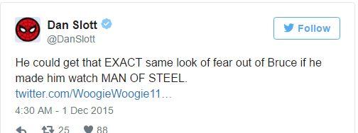 Dan Slott Man of Steel
