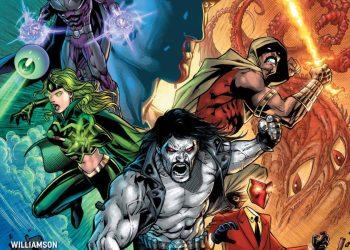 Justice League vs. Suicide Squad #2