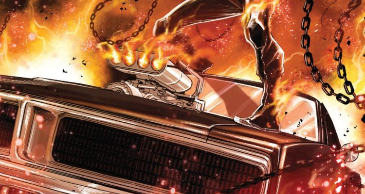 Robbie Reyes: Ghost Rider #1 - Comic Book Review