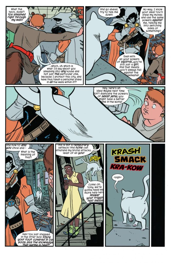 The Unbeatable Squirrel Girl v2 #15