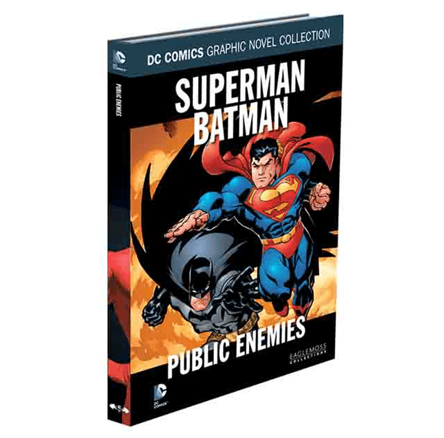 DC Comics Graphic Novel Collection – Superman/Batman: Public Enemies