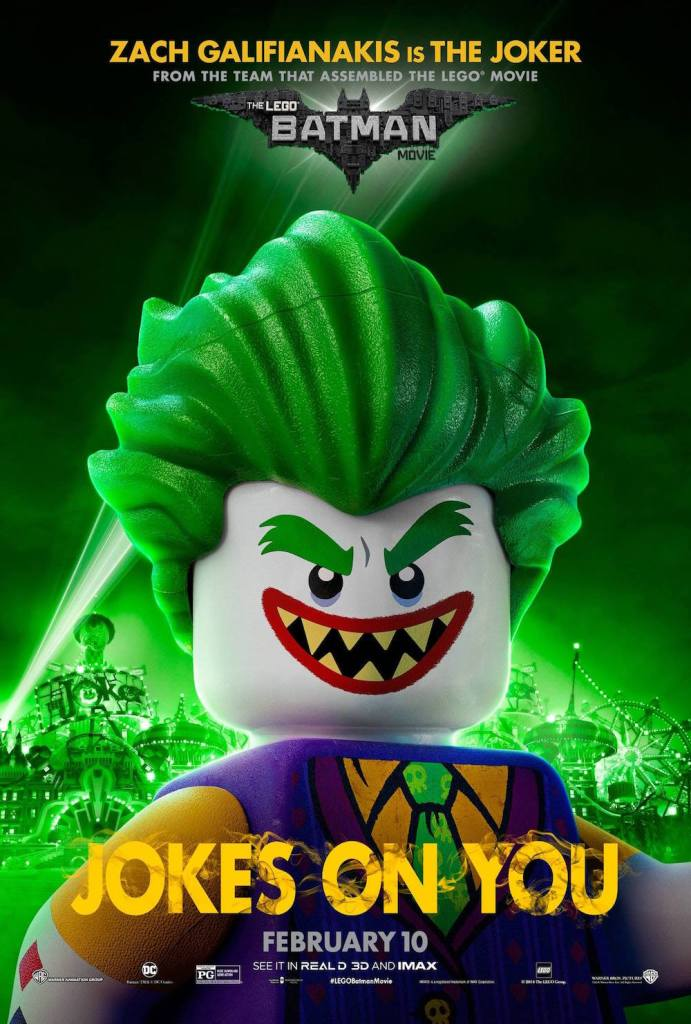 Exclusive Interview With The LEGO Batman Movie Cast Alfred