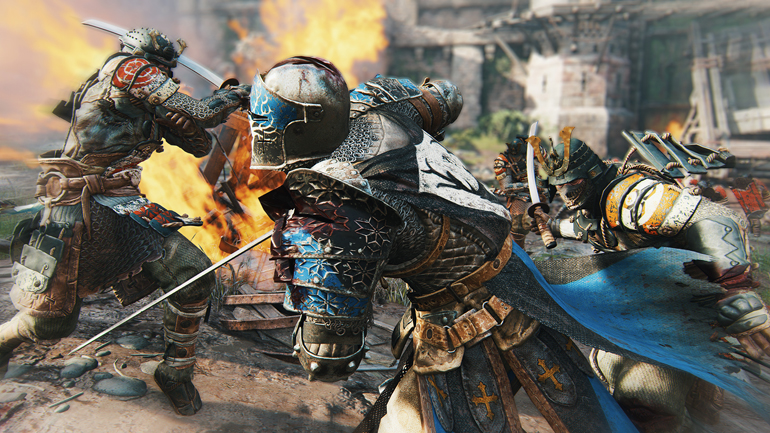 Grab Your Sword - Everything We Know About For Honor