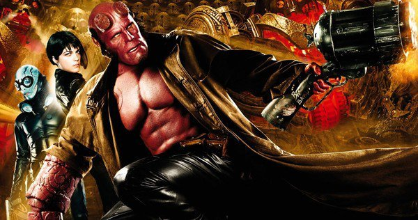 Guillermo Del Toro wants to do Hellboy 3