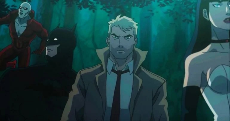Justice League Dark Review