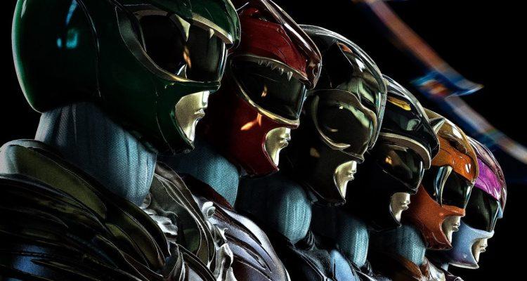 New Power Rangers Trailer