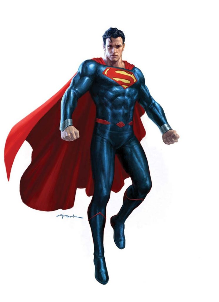Superman's Costume