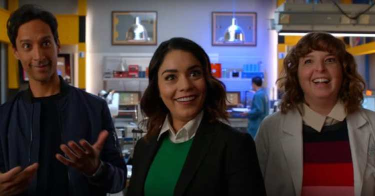 The Powerless Extended Trailer Actually Makes The Show Look Good