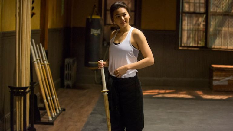 A New Sneak Peek Clip For Marvel's Iron Fist Features Colleen Wing