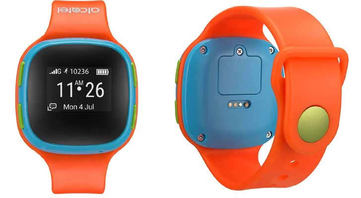 Alcatel Movetime Track & Talk Kids Watch Review