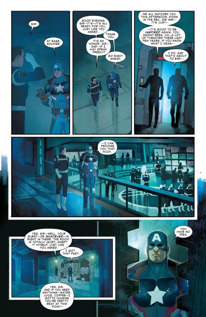 Civil War II The Oath Comic Book Review