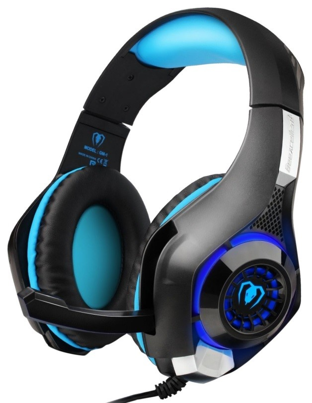 DIZA100 PS4 Gaming Headset with Microphone