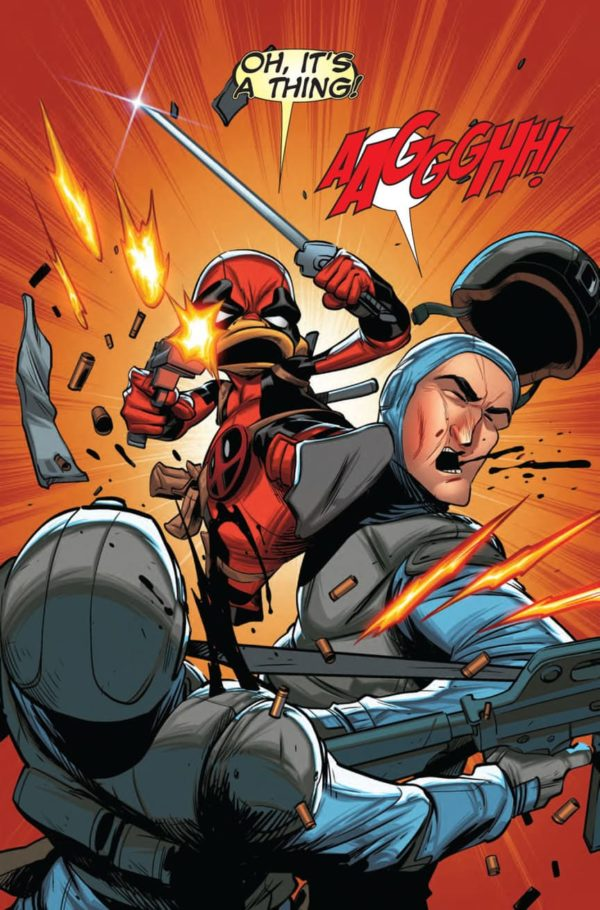 Deadpool The Duck #3 Comic Review