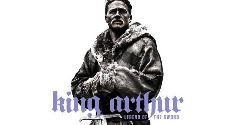 Ritchie's King Arthur: Legends of the Sword is different.