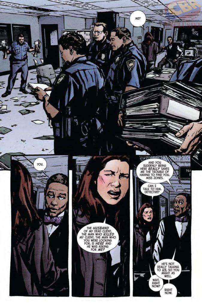 Jessica Jones #5 Review