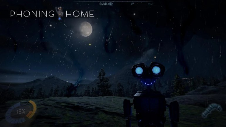 Phoning Home - Review