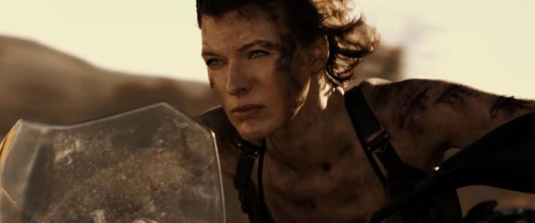 Resident Evil – The Final Chapter