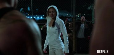 Sneak Peek Clip For Marvel's Iron Fist Features Colleen Wing