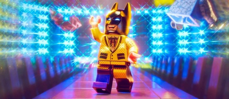 The LEGO Batman movie - film review