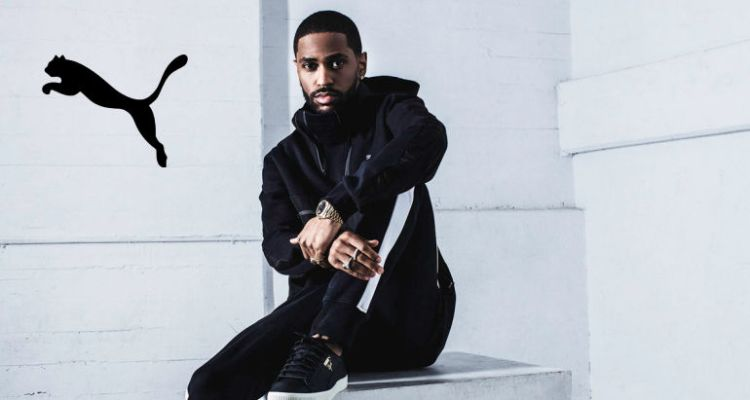 Puma Teams up with Award-Winning Artist, Big Sean