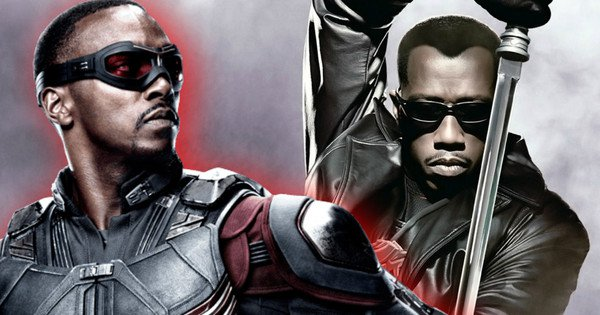 anthony mackie as blade