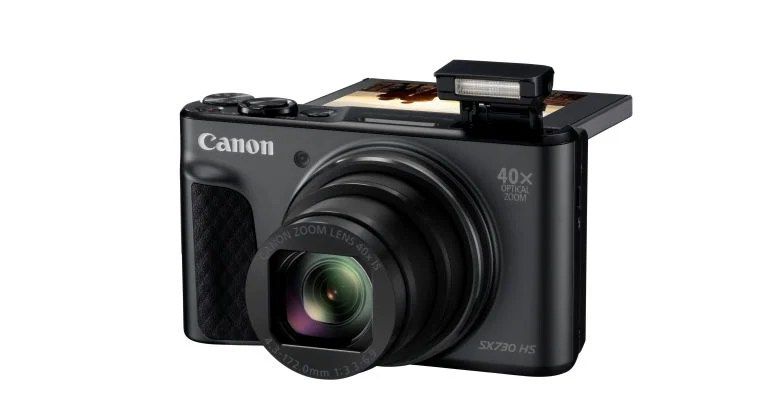 Canon Launches the Compact PowerShot SX730 HS in South Africa