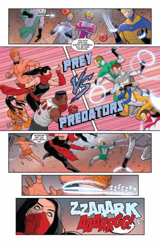 Elektra #3 Comic Book Review
