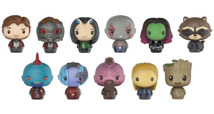 PINT SIZE HEROES GUARDIANS OF THE GALAXY VOL. 2
