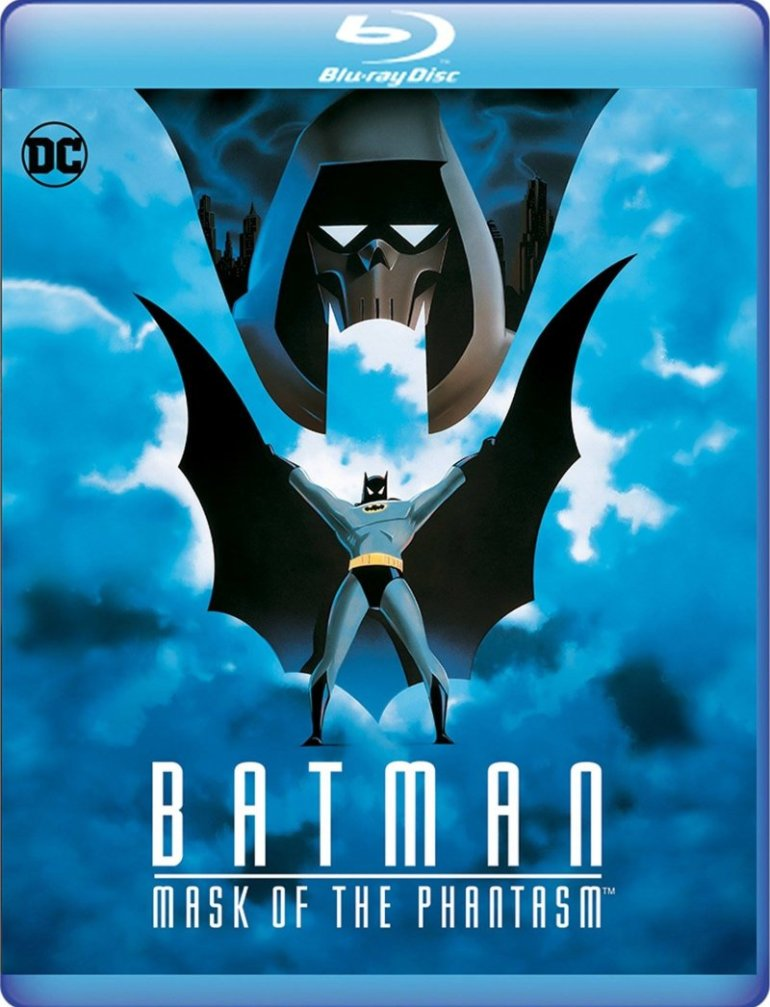 Batman: Mask Of The Phantasm Is Getting A Blu-ray HD Remaster