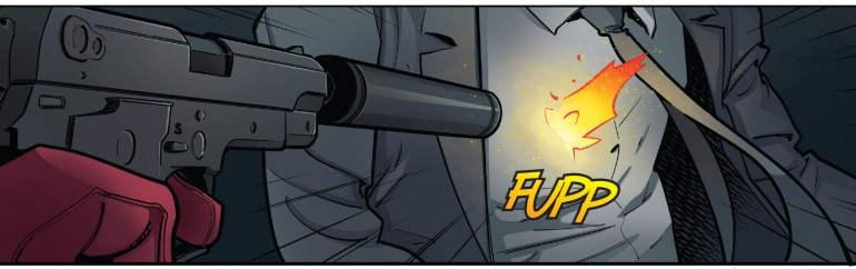 Did An Artist's Error Save Agent Coulson's Life - Comic Book