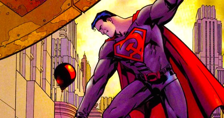 Is DC Seriously Planning A Superman: Red Son Movie