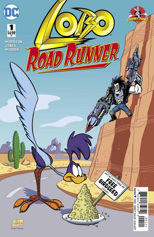 Lobo/Road Runner Special #1