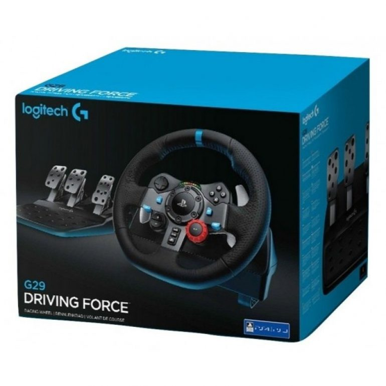 Logitech G29 Review – Making Simulation Racing a Pleasure
