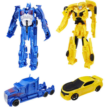 Transformers: The Last Knight Titan Changers Figurine