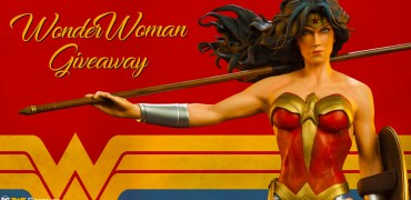 Wonder Woman Premium Format Figure Sideshow Collectibles