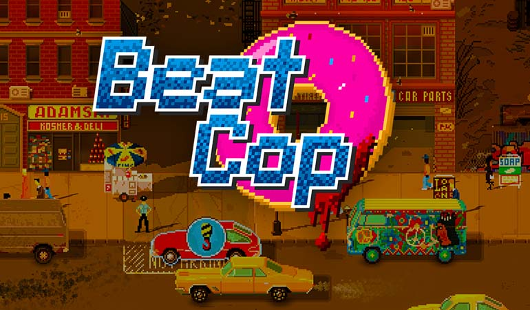 Beat Cop Game Review - Keeping The Streets Safe One Bribe At