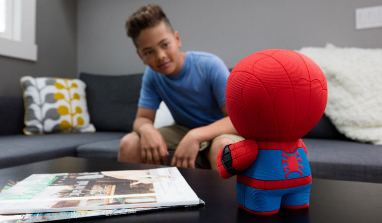 Sphero Introduces Your Friendly Neighborhood Spider-Man
