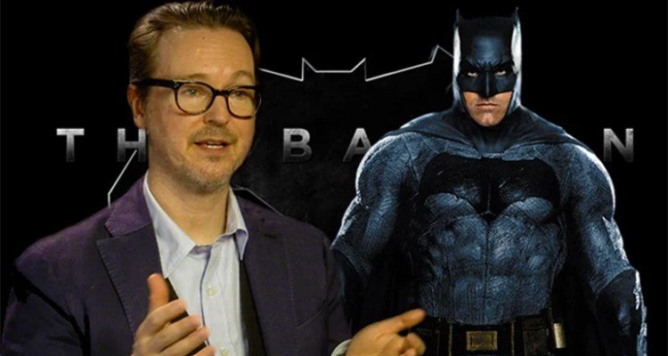 Director Matt Reeves Is Dropping Ben Affleck's The Batman Script