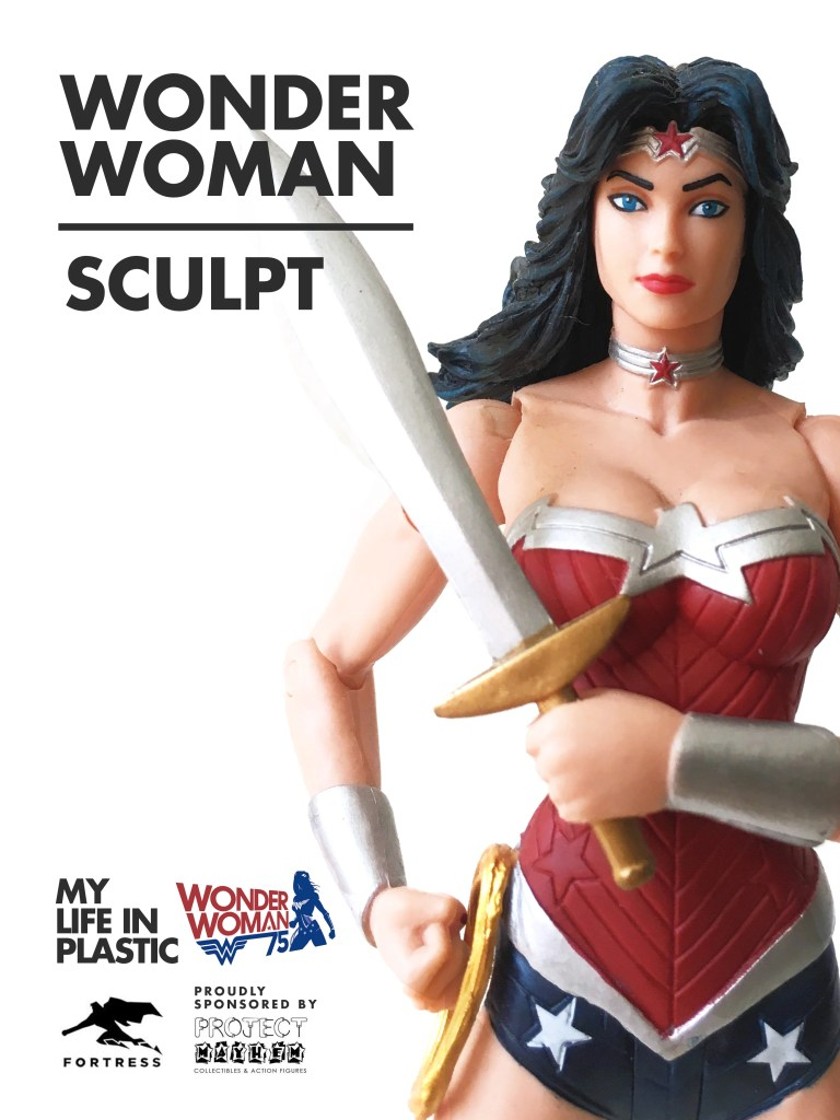 WONDER WOMAN action figure review