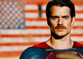 Henry Cavill's Moustache Is The True Star Of Justice League