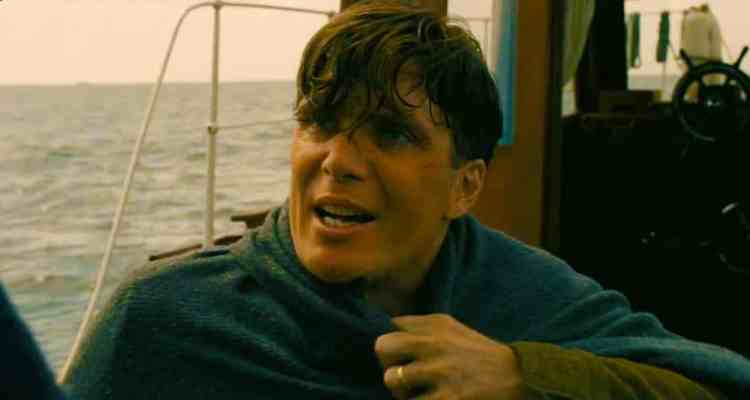 Q & A With Cillian Murphy (Shivering Soldier) About Dunkirk