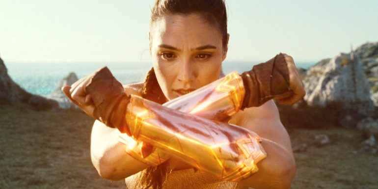 Wonder Woman overrated